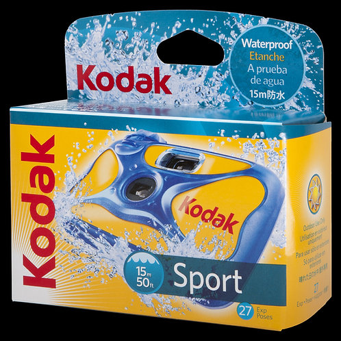 Kodak Sport One Time Use Camera