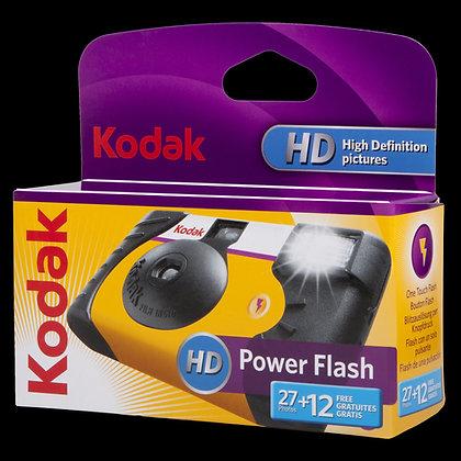 Kodak HD PowerFlash One Time Use Camera