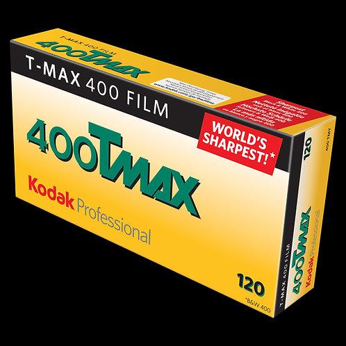 Kodak T-MAX 400 5PK 120