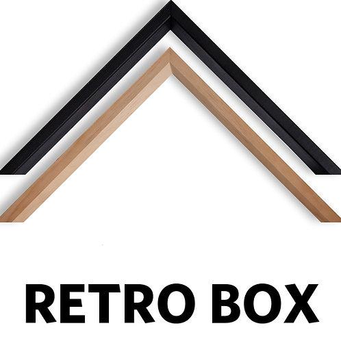 Retro Box Custom Framing