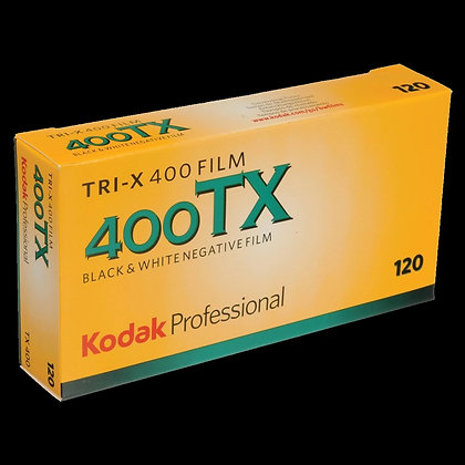 Kodak Tri-X 400 5PK 120
