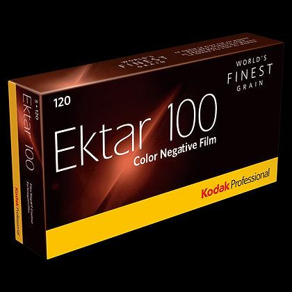 Kodak Ektar 100 5PK 120