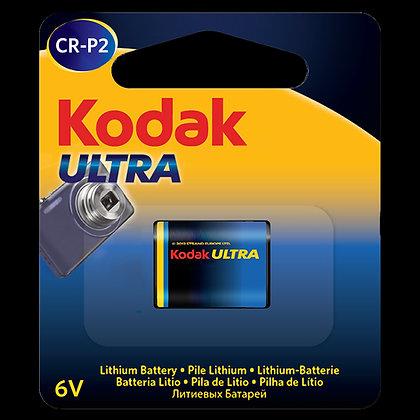 CR-P2 Camera Battery