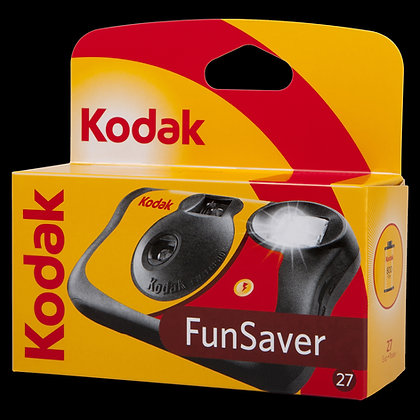 Kodak FunSaver One Time Use Camera
