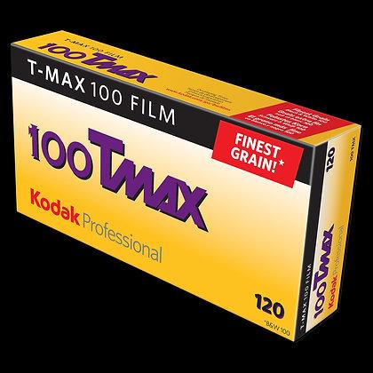 Kodak T-MAX 100 5PK 120