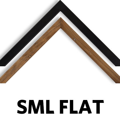 Small Flat Custom Framing