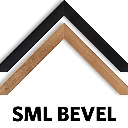 Small Bevel Custom Framing