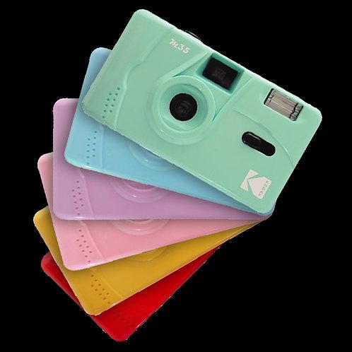 Kodak M35 Reusable 35mm Film Camera