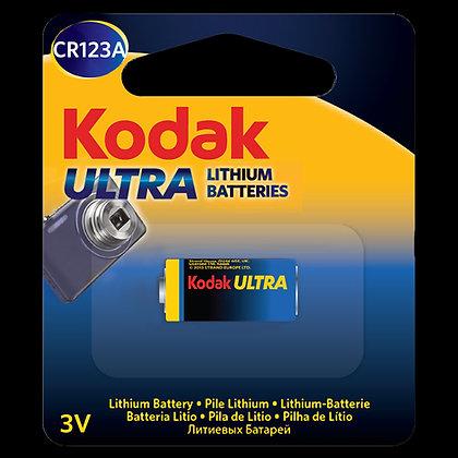 CR123A Camera Battery