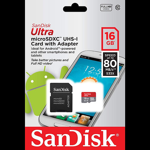 SanDisk Ultra Micro SD Card