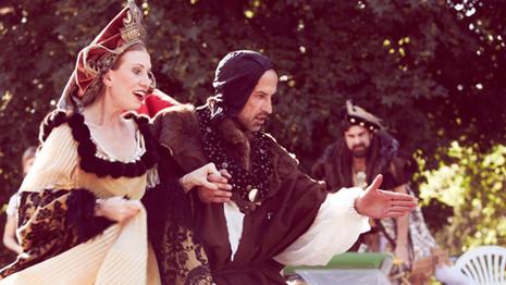 Shakespeare im Park | 2012