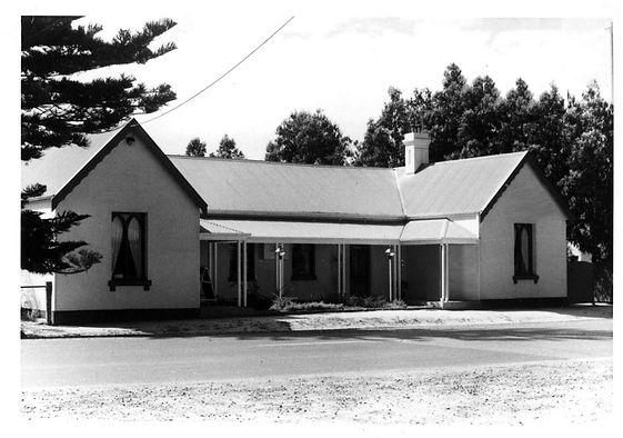 Collins, John T.,  Former Balmoral Inn 1