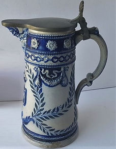 ceramic beer mug Ca 1850.jpg