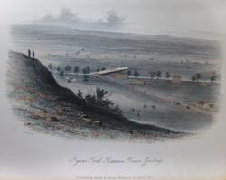 1857 - Fyans Ford, Barwon River