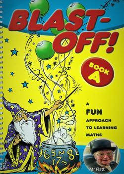 Blast Off (Books A-D)