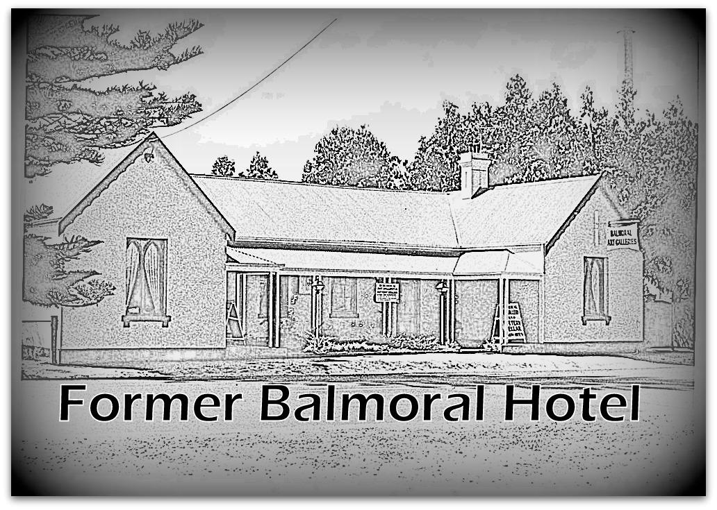 Former Balmoral Inn