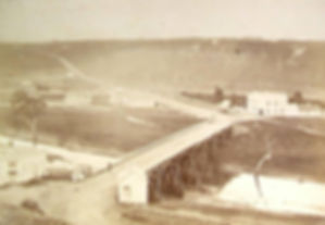 Fyansford Bridge Late 1800's.jpg