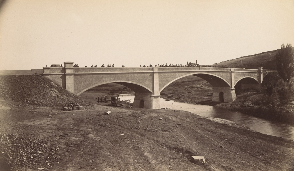 1900 Fyansford's third bridge