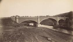 1900 Fyansford's third bridge
