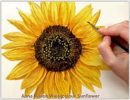 Anna_Mason_Watercolour_Sunflower_Video_F