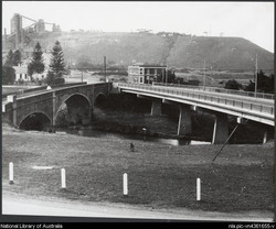 Fyansford's 3rd and 4th bridges
