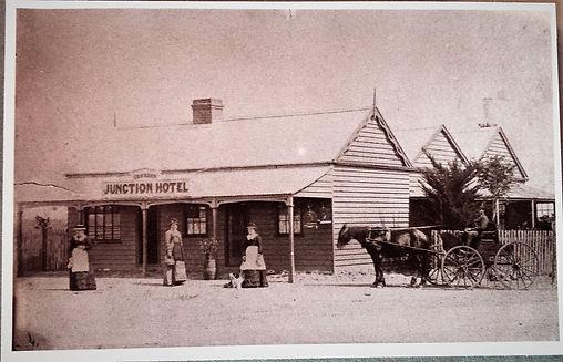 The Junction Hotel, Fyansford-Gheringhap