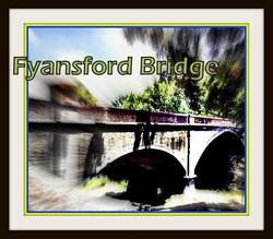 Fyansford Bridge
