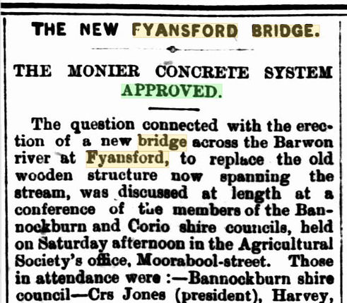 The new Fyansford Bridge.JPG