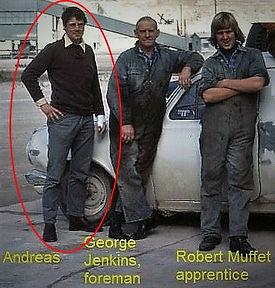 34 1981  A.Pittman's quarry staff group