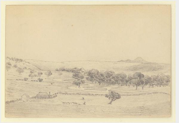 5 Near Fyansford, Geelong Charles Norton