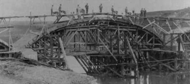 New monier bridge in Fyansford.JPG