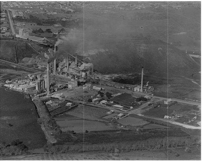 Cement Works Fyansford