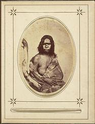 Portrait of a young Victorian Aboriginal