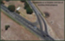 Location of Junction Hotel (Google Earth