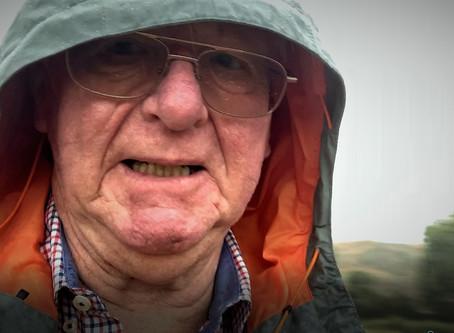 116.  Walkin' in the rain is  fun…