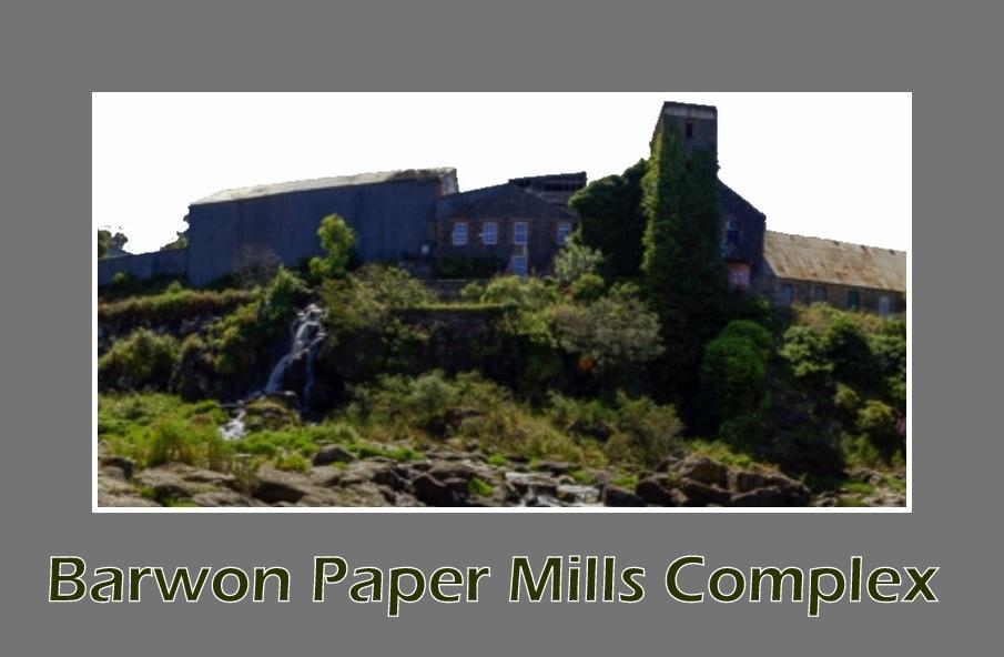 Barwon Paper Mill Complex