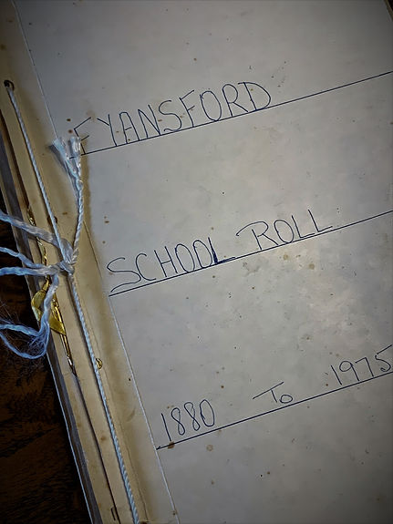 Fyansford School Register (3).JPG