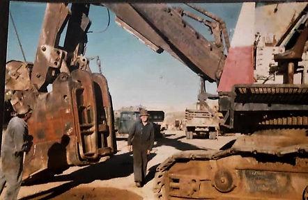 Betsey Anne Benne My dad at fyansford qu