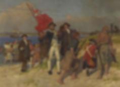 E. Phillips Fox, Landing of Captain Cook