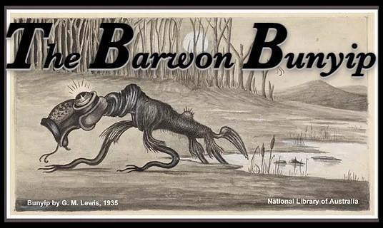 490.  The Barwon Bunyip
