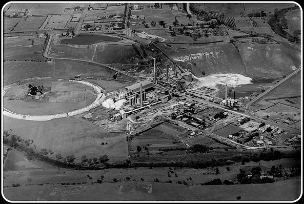 Geelong Cement Works, Fyansford, 1938.jp