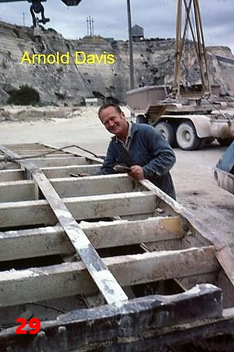 29 1981  A.Pittman's Arnold Davis