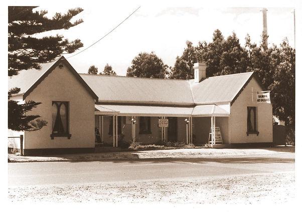 Former Balmoral Inn John T Collins 1907-