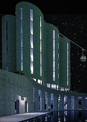 Sam Brak North Entrance at nightpp.jpg