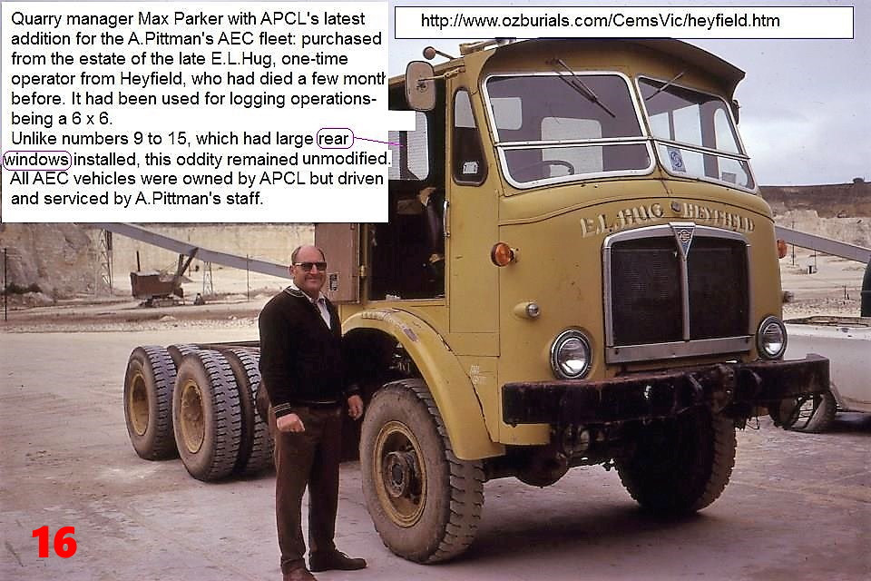 16 1979 APCL Quarry manager Max Parker b