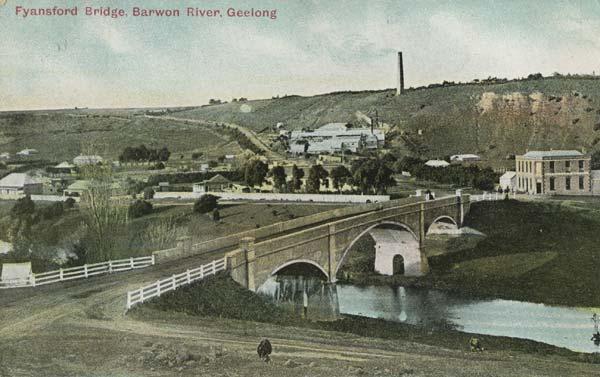 1910 Ca  Fyansford Bridge Symons & Rober