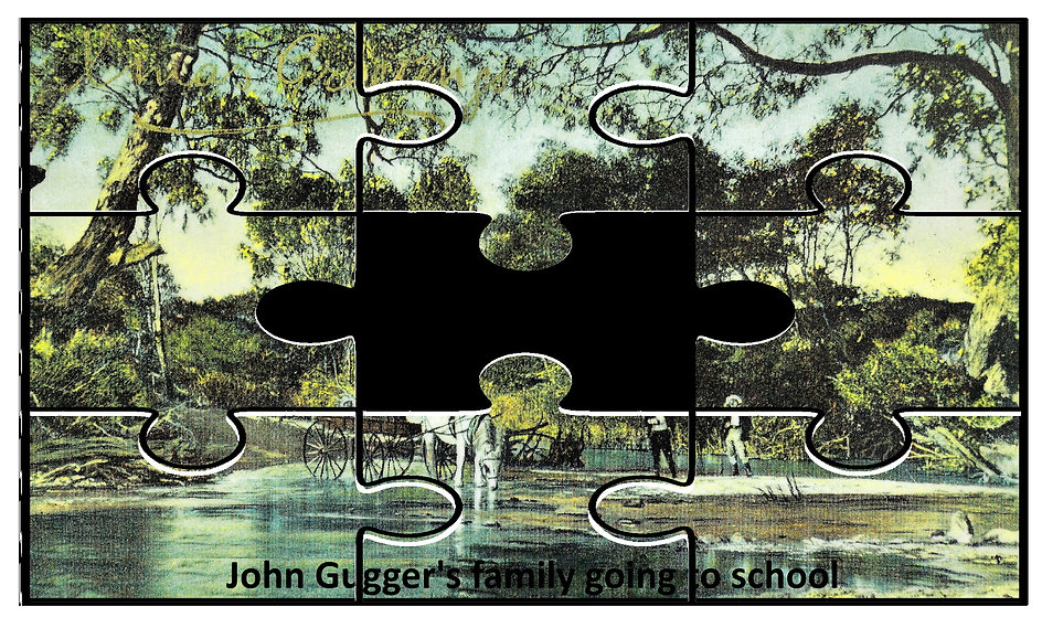 John Gugger's family going to school 1.j