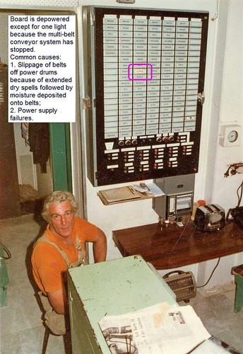 15 1979 Clarrie Ogle _ conveyor status i