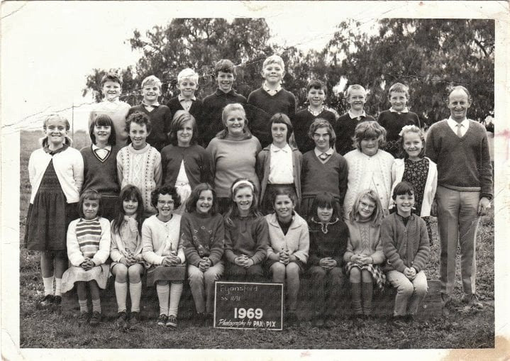 Class of 1969 Fyansford Primary school P
