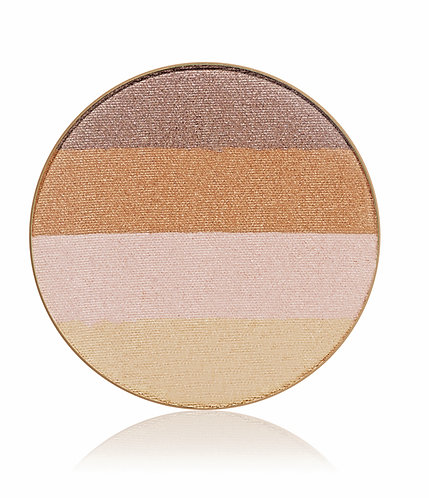 Quad Bronzer Refill - Moonglow